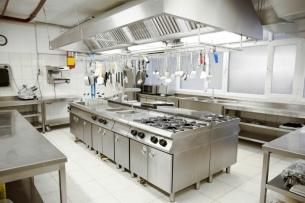 Commercial Kitchen Hire